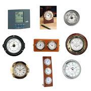 Clocks, Barometers etc