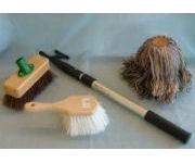 Deck Scrubs, Mops & Boat Hooks