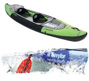 Inflatable Canoes & Kayaks