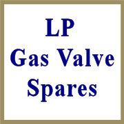 LP Gas Valve Spares