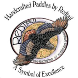 Redtail Wooden Canoe Paddles