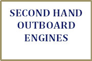 Second Hand Outboard Engines