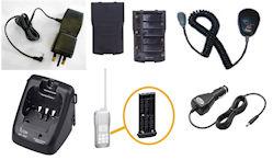 VHF Radio Spares & Accessories