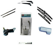 Windscreen Wipers and Motors
