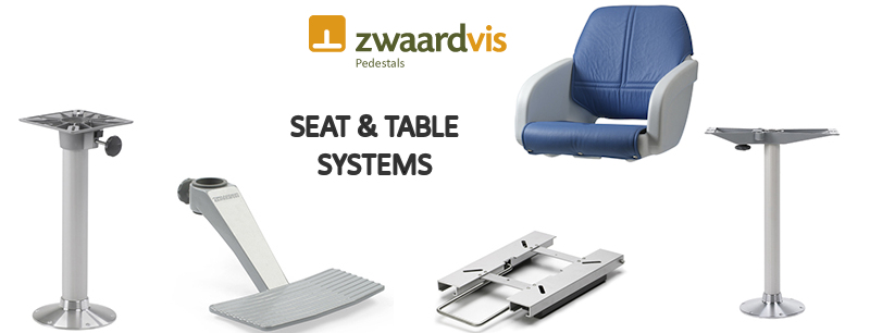 Tables & Chairs -Zwaardvis