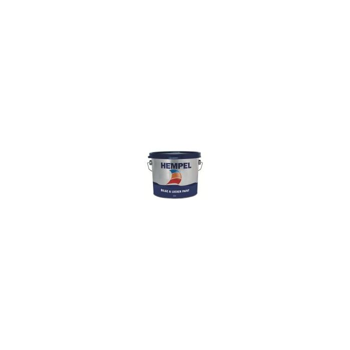 Hempel (Blakes) Bilge & Locker Paint Light Grey 2.5 ltr