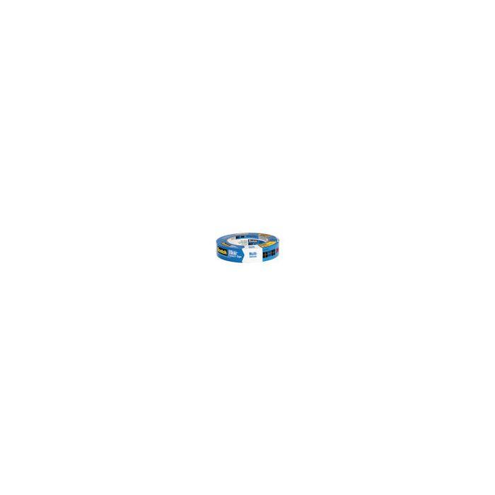 3M Masking Tape Long Life Blue Low Tack 25mm