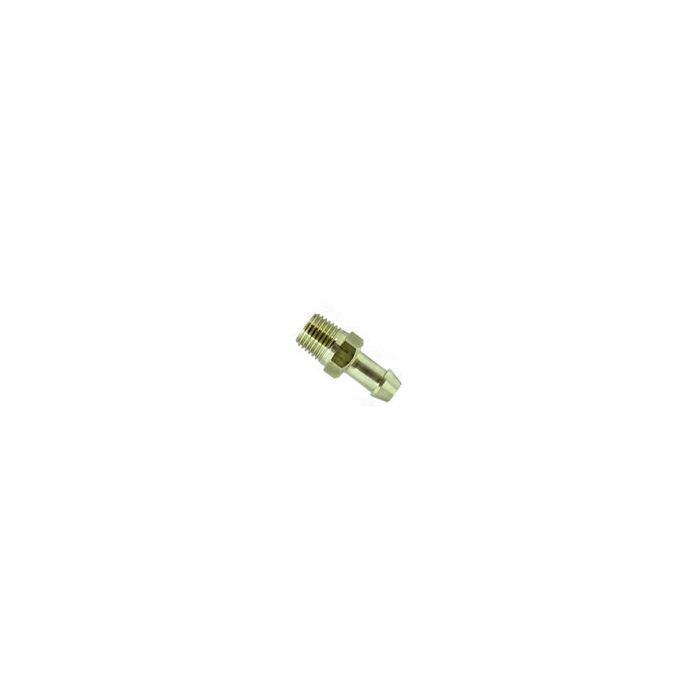 Universal Straight Brass Adapter 3/8
