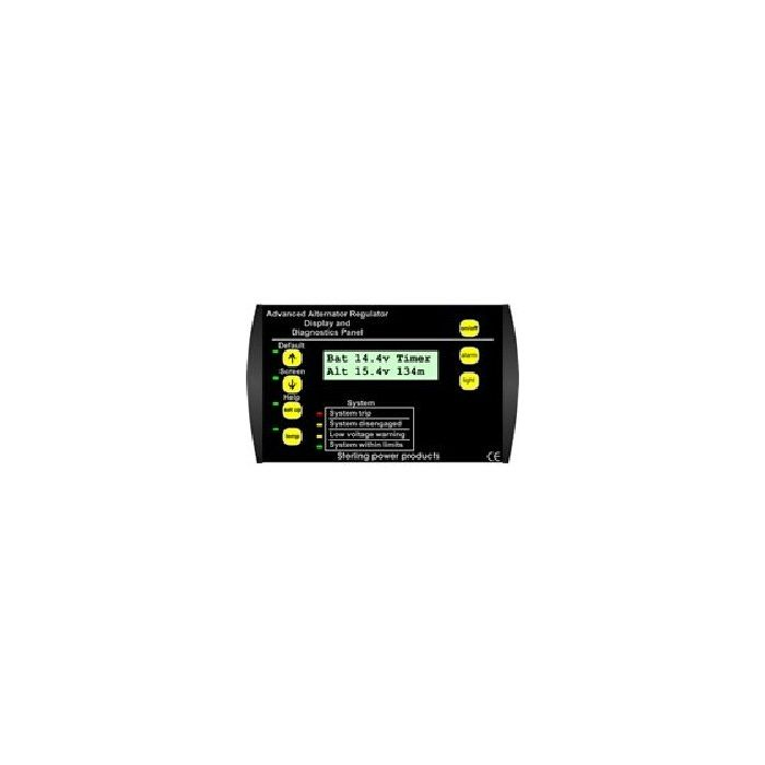 Remote Control for Sterling  12/24 Volt Pro Universal Advanced