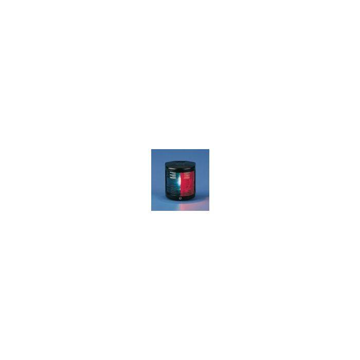 Aqua Signal  S25 Bic 12v Nav Light (Black Case)