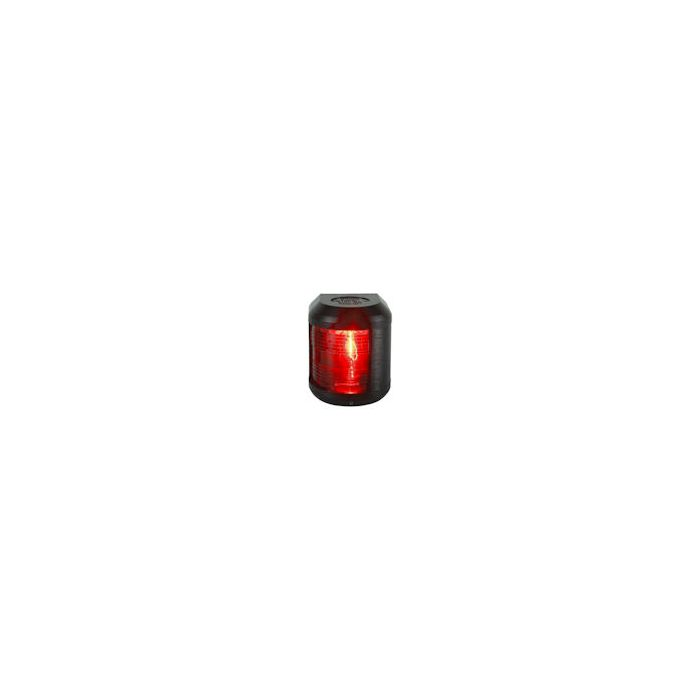 Aqua Signal  S41 Port 12v Nav Light (Black Case)