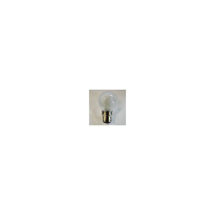 27-LED B22 Bus Bulb Cap Lamp Warm White 70mm long 48mm dia