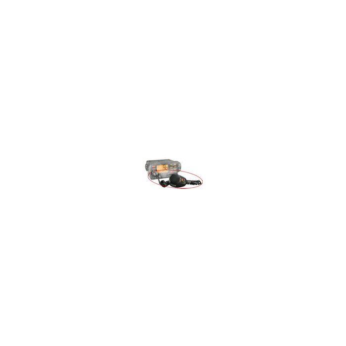 Microphone Handset (Black) for Cobra F75 Fixed VHF Radio