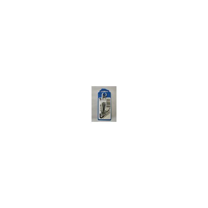 RWO Clam Cleat 6mm Side (S) Silver MK1
