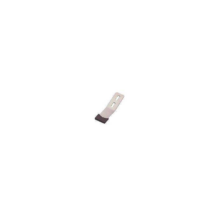RWO Rudder Clip S/S + Plas Tip