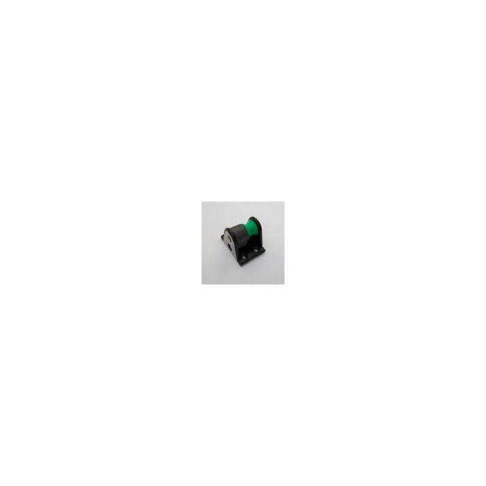RWO Lance Cleat Stbd Green 6mm