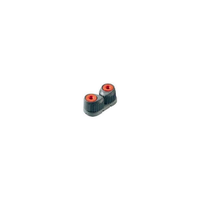 Ronstan Medium T-Cleat Cam Cleat Red