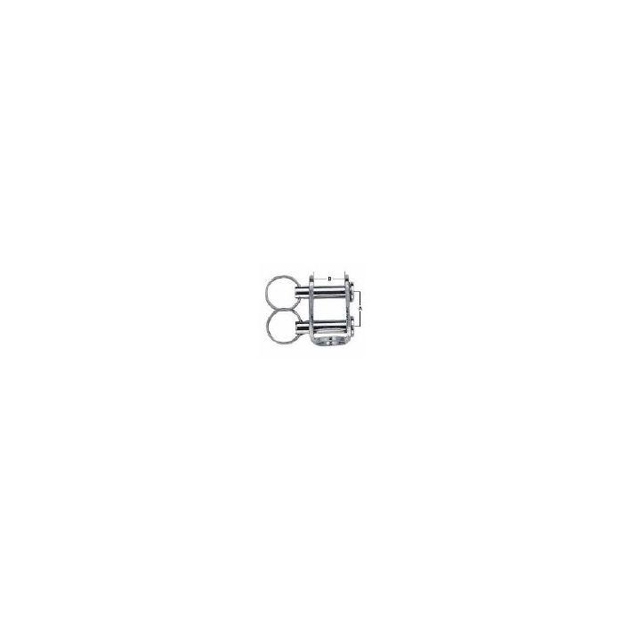 Harken Detachable U-Adapter Fitting (for 3/8 posts)