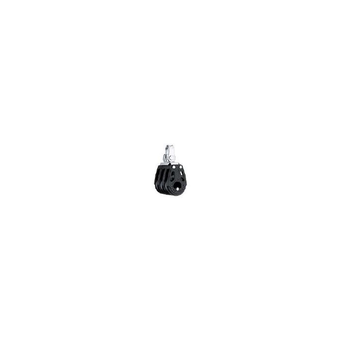 Harken 29mm Triple Swivel Carbo Swivel Block