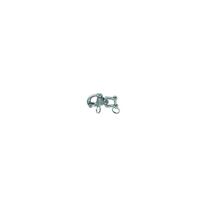 73mm S/S Swivel Snap Shackle with fork end