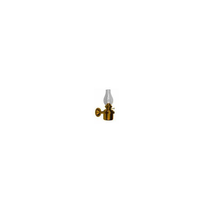 Gimball Lamp Brass 1
