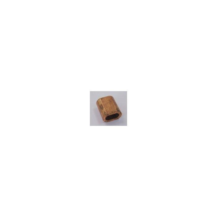 Zen Ferrule 4mm Copper DIN