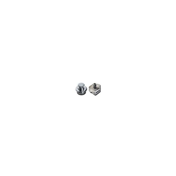 C/P Knob & Ferrule c/w Mechanism (for 16mm Panels)