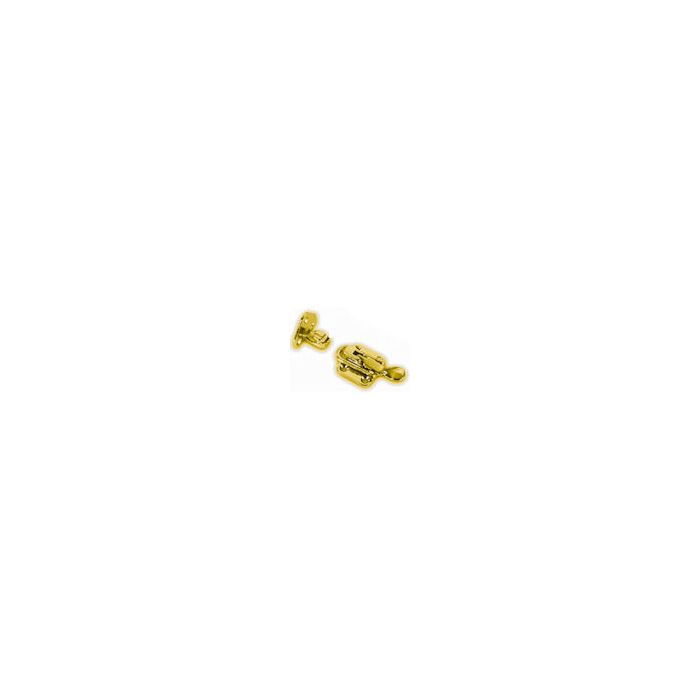 Toggle Fastener Brass Vertical to Horizontal