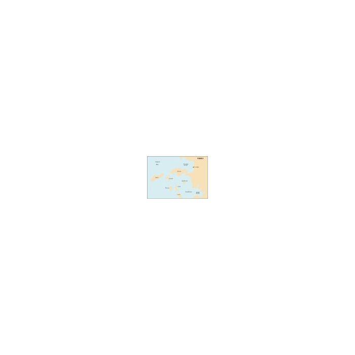 Imray Tetra Chart -Southern Sporades