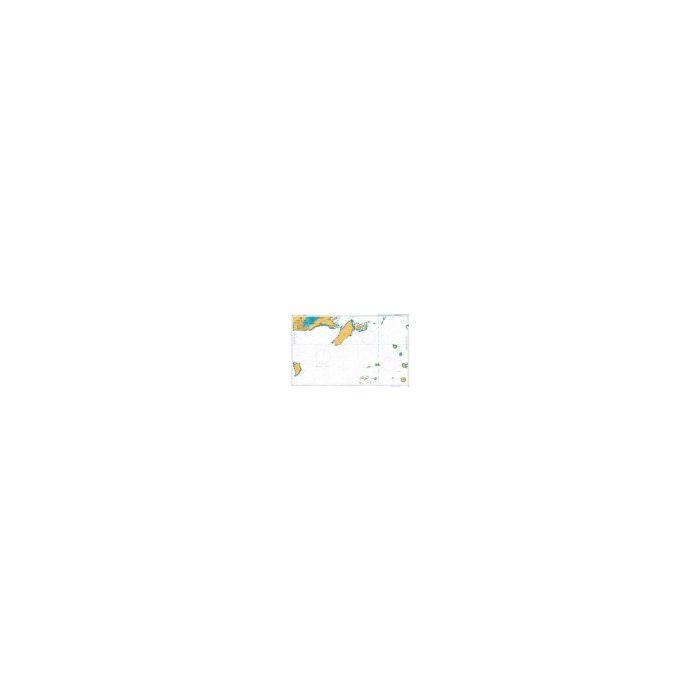 Admiralty Chart  Koro Island to Northern Lau Group 751