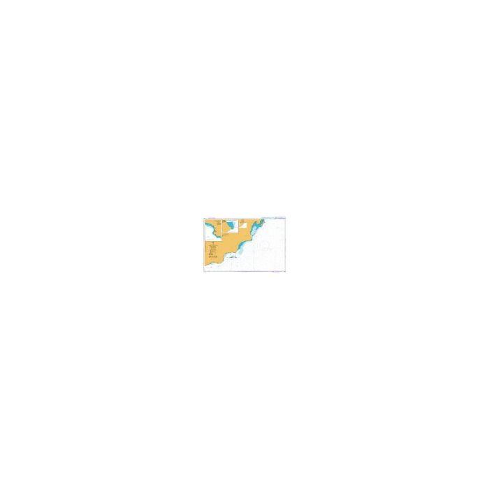 Admiralty Chart Port Salalah (Mina' Raysut) to Masirah 3785