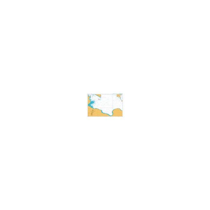 Admiralty Chart  Cap Bon to Ra's At Tin 176