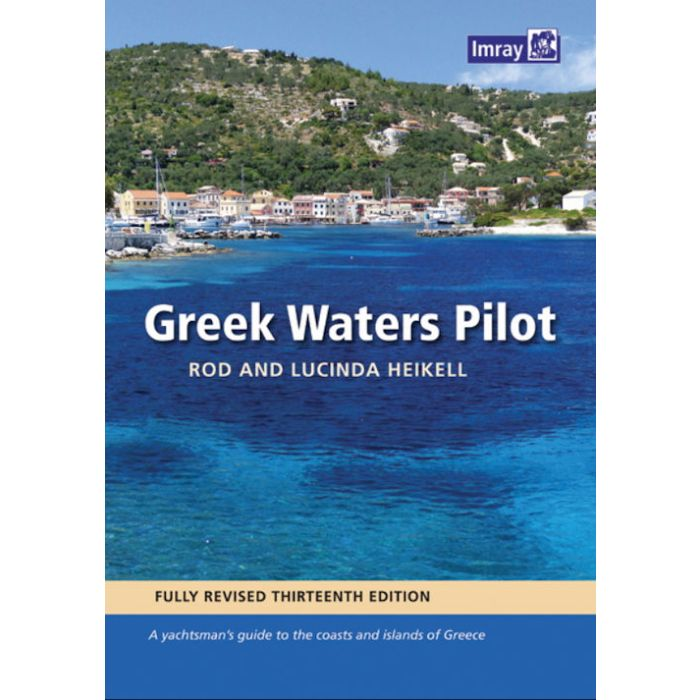 Greek Waters Pilot 13th Edition