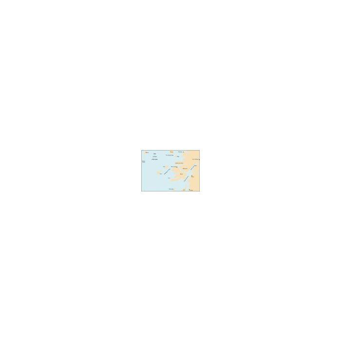 Imray Chart C65 - Crinnan To Mallaig & Barra