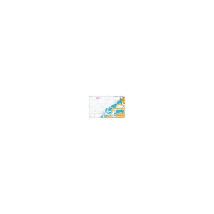 Admiralty Chart  Westkapelle to Stellendam and Maasvlakte 110