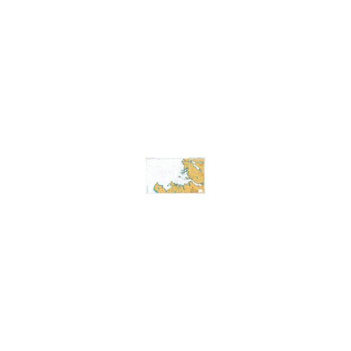 Admiralty Chart Eddrachillis Bay 2502
