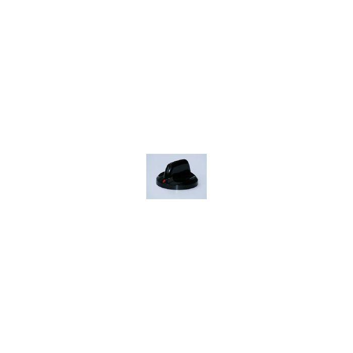 LP Black Control Knob (fits 2500 & 3000 models)