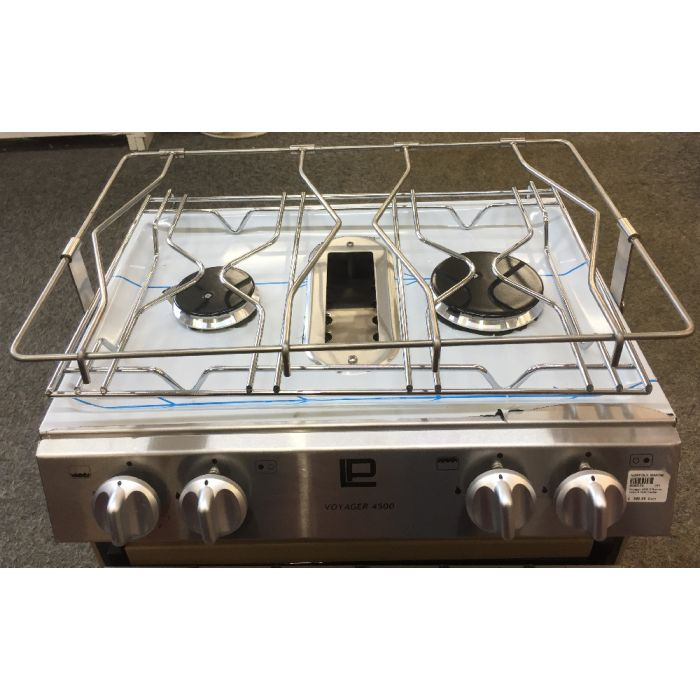 LP Standard Duty Sea Rail (Pan Clamp) & Gimbals for 4500 Oven