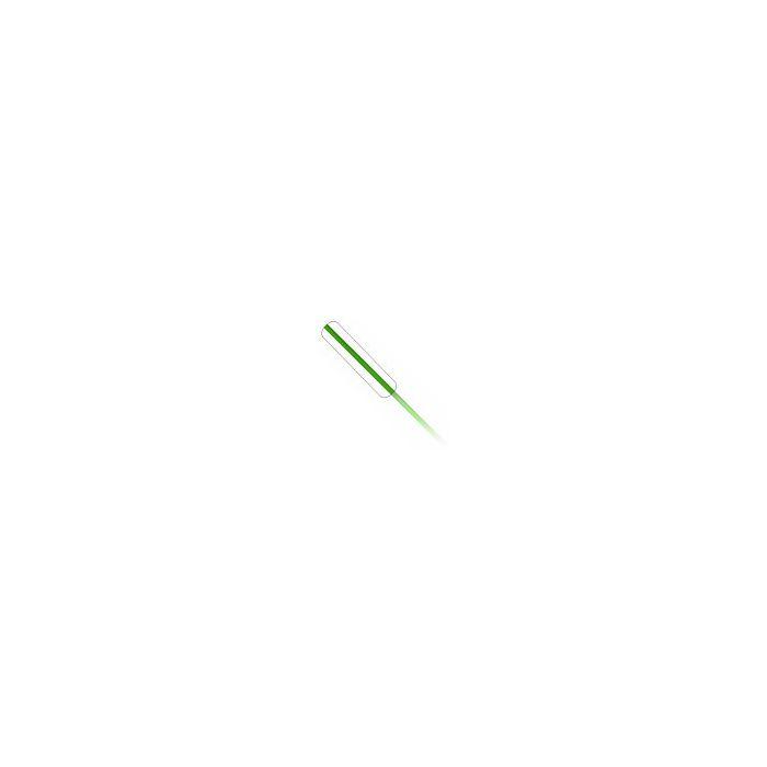 Shockcord  5mm Green