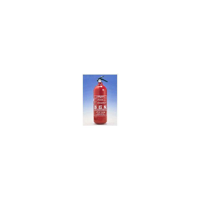 2kg Fire Extinguisher 13A 89B