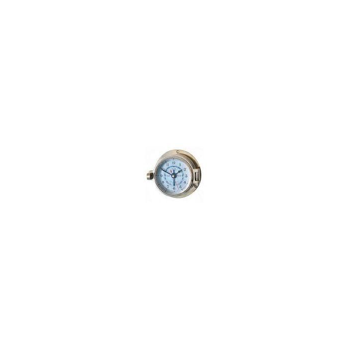 Channel Range Brass Tide Clock 79mm