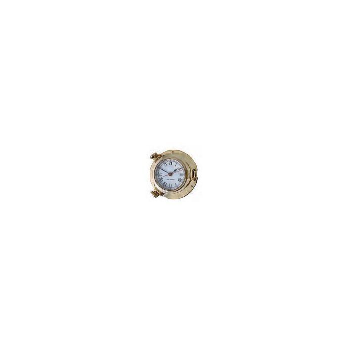 Porthole Clock 80mm