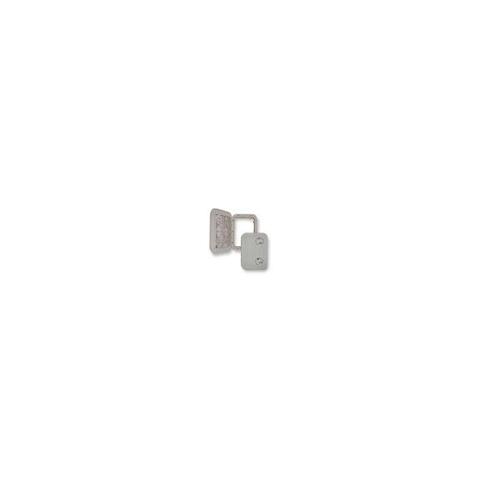 Access Hatch 250mm x 606mm (C/O173 x 530mm) Grey