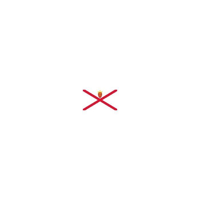 Jersey Flag 30 x 45 cm