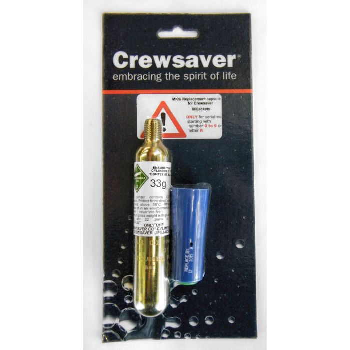 Crewsaver Rearming Pack for Automatic Life Jacket 33g
