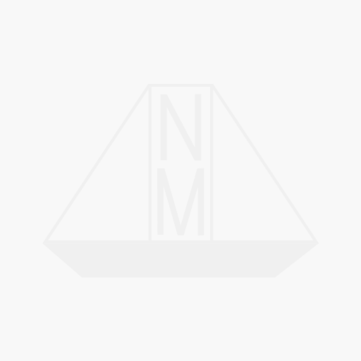 8mm Classic 3 Strand Matt Polyester Buff