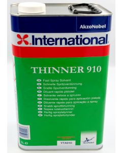 Fast Thinners 910 (International) 5 ltr