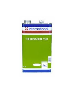 International Slow Thinners 920 5 litre