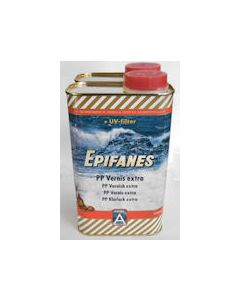 Epifanes  PP Two Pack Polyeurethane Fast Dry Clear Varnish 2 Ltr
