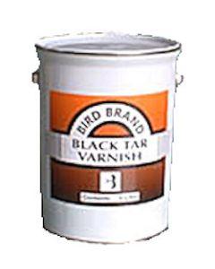 Black Tar Varnish New Formula  5 ltr  &  20ltr